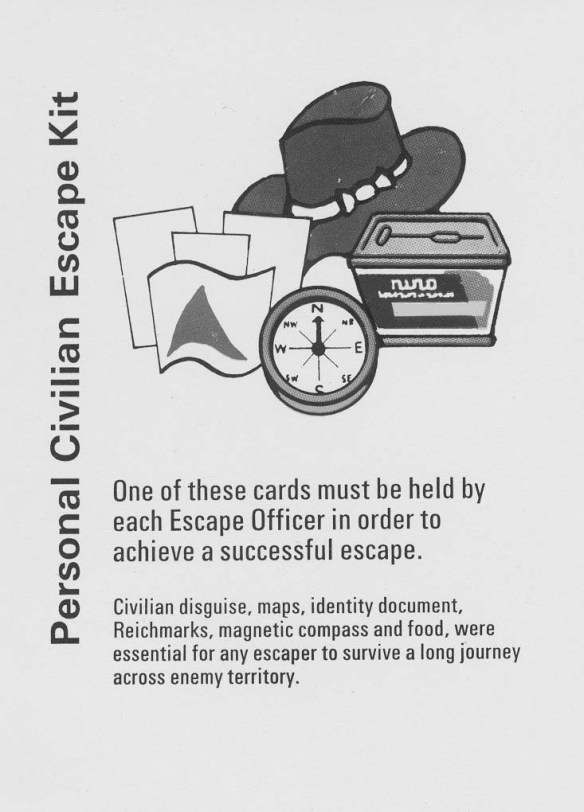 Escape Kit Card